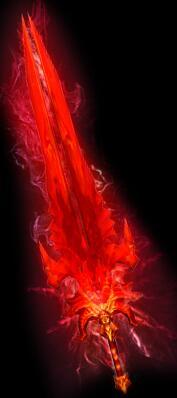 红炎绝世好剑传奇武器素材