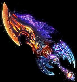 混动之圣巨剑传奇武器素材