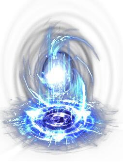 动态漩涡状NPC传奇素材