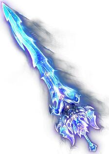 妖月之气巨剑传奇武器素材