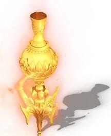 传奇紫金宝葫芦特色NPC素材