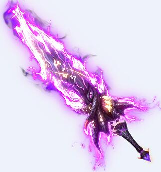 黑龙之目铭印巨剑传奇武器素材