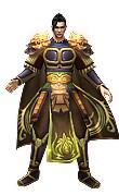 皇朝猛将战甲+暗黑金剑武器素材