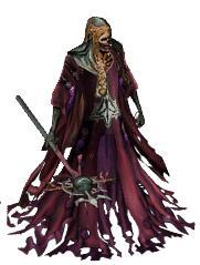 骷髅蒙面法魂师传奇服务端中的怪物素材