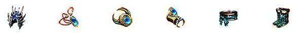 龙族水晶首饰素材