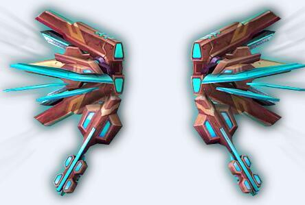 动态的变形金刚翅膀素材下载