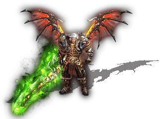 绿剑恶魔之使怪物素材
